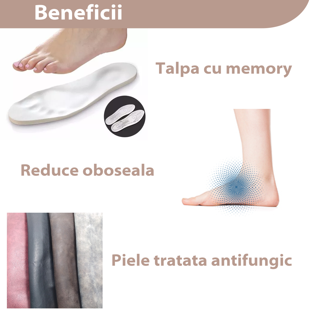 Beneficii pantofi medicali