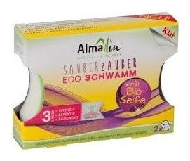 ALMAWIN - burete bio pentru spalat vase, 2 buc