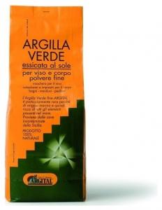 Argila verde pentru uz extern - pulbere fina 2,5 kg