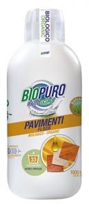 Detergent lichid pentru spalarea pardoselilor, 1000ml