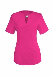 Bluza medicala roz inchis