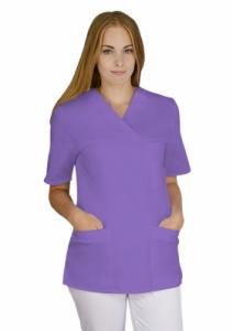Bluza medicala violet Martex m-074
