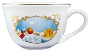 Cana de portelan pentru ceai Yogi Tea