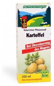 Cartof bio Schoenenberger 200 ml
