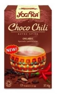 Ceai Bio CHOCO CHILLI Yogi Tea, 30.6 g