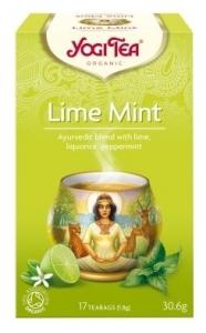 Ceai Bio LamaieŞI Menta Yogi Tea, 30.6g