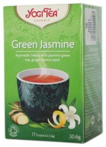 Ceai Bio VERDE cu IASOMIE Yogi Tea, 30.6g