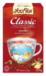 Ceai Bio CLASSIC Yogi Tea, 37.4 g