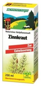 Coada calului bio Schoenenberger 200 ml