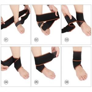 Fasa elastica pentru glezna - ORTO134