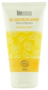 Gel de dus relaxant cu citrice, Bioregena, bio, 150 ml