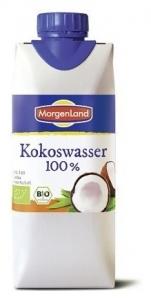 Apa de cocos BIO 100%, 330 ml