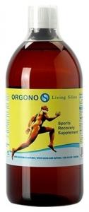ORGONO LIVING SILICA - Supliment cu siliciu pentru sportivi, 1000 ml
