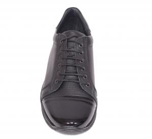 Pantofi casual confortabili dama 79 Negru1