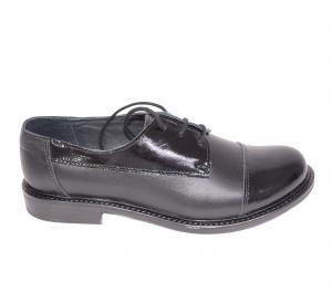 Pantofi casual dama 345 Negru0
