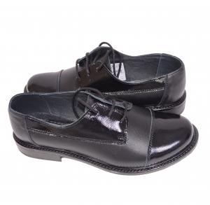 Pantofi casual dama 345 Negru3