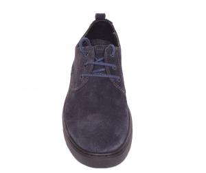 Pantofi casual dama 434XB Albastru4