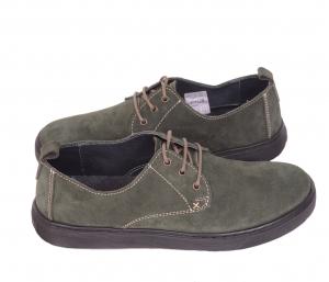 Pantofi casual dama 434XB Kaki2