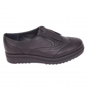 Pantofi casual dama 487 Negru0