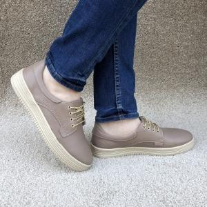 Pantofi casual dama 521 Nude0