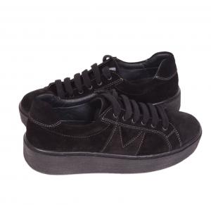 Pantofi casual dama 556 Negru3