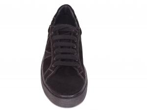 Pantofi casual dama 556 Negru1