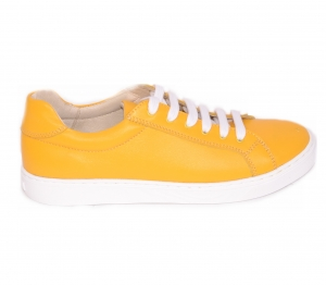 Pantofi casual dama 564 Galben2