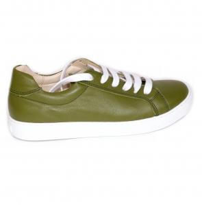 Pantofi casual dama 564 Verde0