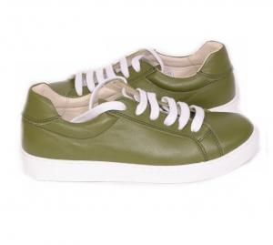 Pantofi casual dama 564 Verde3