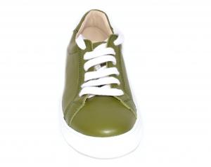 Pantofi casual dama 564 Verde2