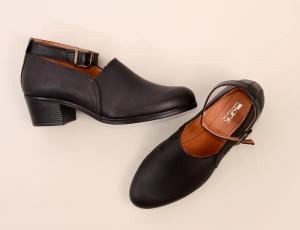 Pantofi confortabili dama 557 Negru4