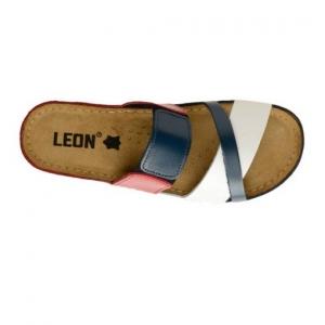 Papuci confortabili dama Leon 909 Tomy