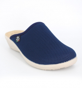 Papuci confortabili Fly Flot 030 Albastru0