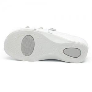 Papuci cu talpa ortopedica 701-18 Alb2