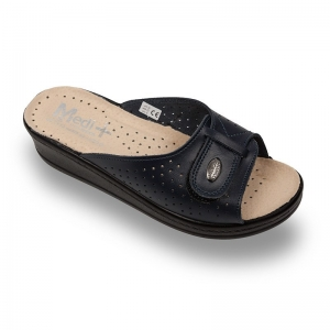 Papuci dama Medi+ 312SB Albastru