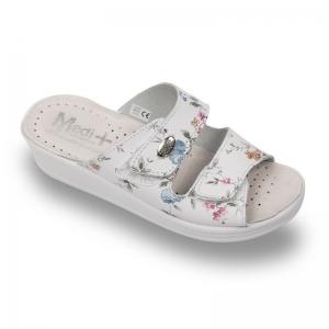 Papuci dama Medi+ 410SBF floral