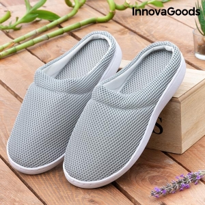 Papuci de Casă cu Gel Confort Bamboo