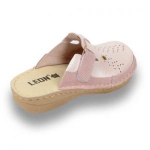 Saboti Leon Perla - 261 alb-roz
