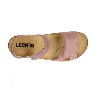 Sandale confortabile Leon 935 Rose4
