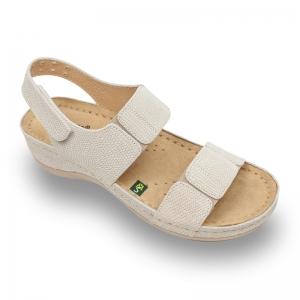 Sandale confortabile Leon 945 Bej
