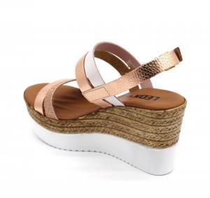 Sandale cu talpa ortopedica 1301 Rose