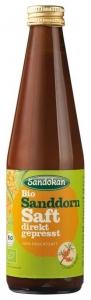 Sandokan - Suc Bio de catina 100%, 0,33L