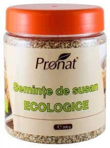 Seminte de susan, Bio, 300 g