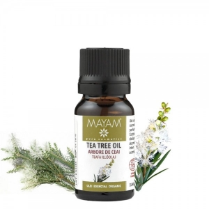 TEA TREE BIO, ULEI ESENȚIAL PUR (MELALEUCA ALTERNIFOLIA) 10 ml