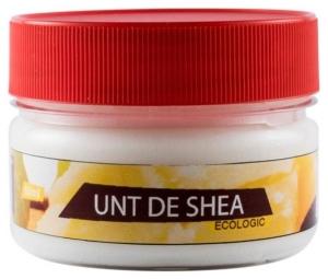 Unt de Shea Bio, 60 ml