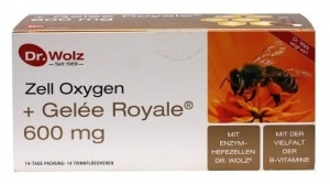 Zell Oxygen®+ Gelee Royale 600mg Dr.Wolz