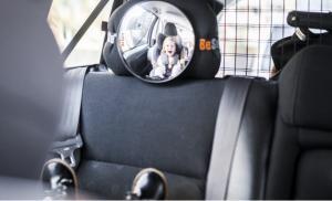 BeSafe - Oglindă retrovizoare pentru scaunele rear facing.1