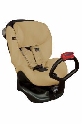 BeSafe - Husă Bej. Pentru scaunele BeSafe X2 - X3 - X4