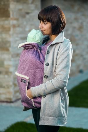 Isara - Protecție universală pentru marsupii. Impermeabilă și călduroasă.
