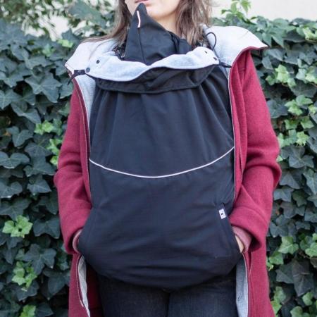 MaM All Seasons - Protecţie universală pentru vreme rece. Culoare Black / Silver.1